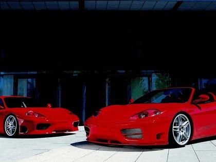 2000 Ferrari Novitec Rosso F360 Supersport 24