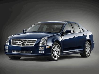 2009 Cadillac STS 1