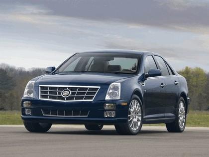 2009 Cadillac STS 2