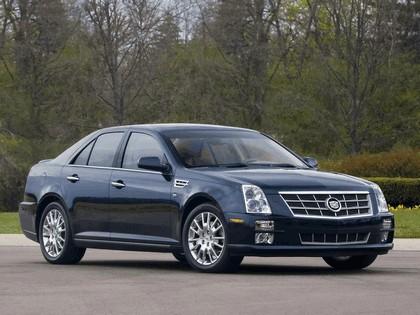 2009 Cadillac STS 3