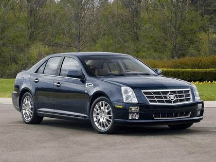2009 Cadillac STS 4