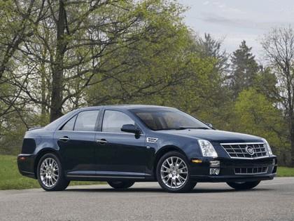 2009 Cadillac STS 5
