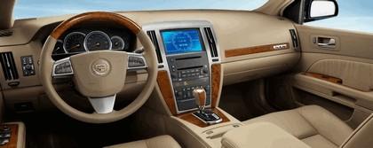 2009 Cadillac STS 12
