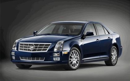 2009 Cadillac STS 17