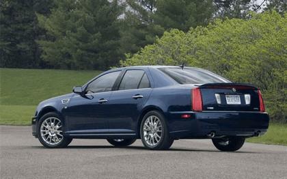 2009 Cadillac STS 21