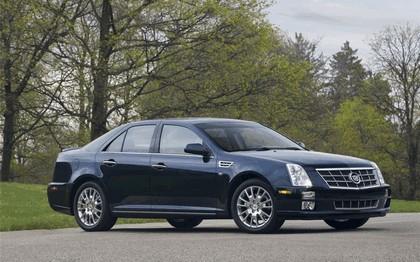2009 Cadillac STS 23