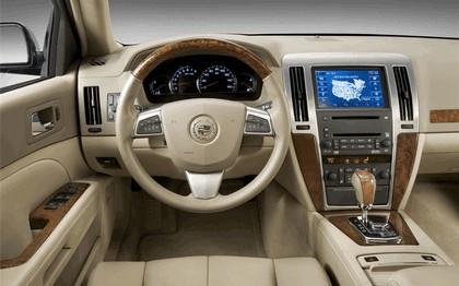 2009 Cadillac STS 24