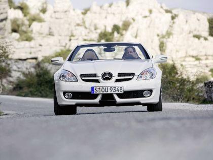 2009 Mercedes-Benz SLK350 1
