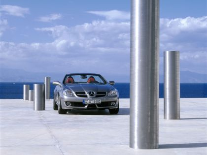 2009 Mercedes-Benz SLK350 6