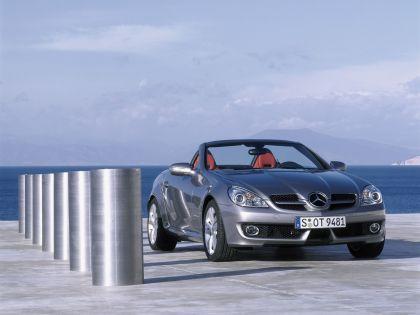 2009 Mercedes-Benz SLK350 8