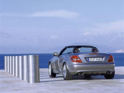 2009 Mercedes-Benz SLK350 10