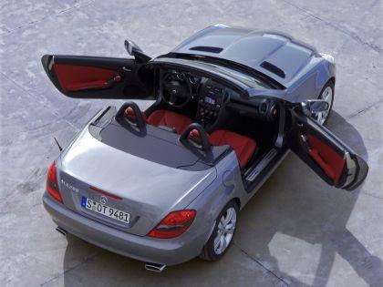 2009 Mercedes-Benz SLK350 12