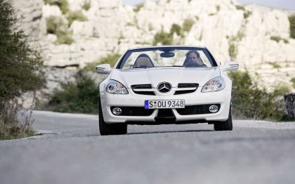 2009 Mercedes-Benz SLK350 17