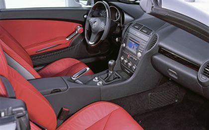 2009 Mercedes-Benz SLK350 25