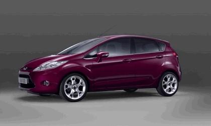 2008 Ford Fiesta 2