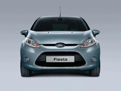2008 Ford Fiesta 4