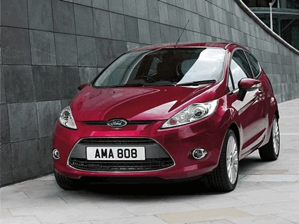 2008 Ford Fiesta 15