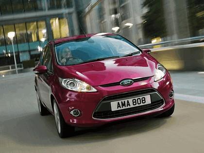 2008 Ford Fiesta 18