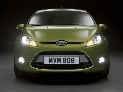 2008 Ford Fiesta 24