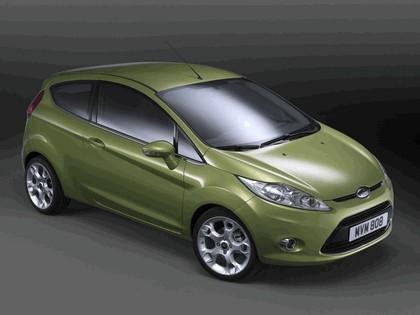 2008 Ford Fiesta 25