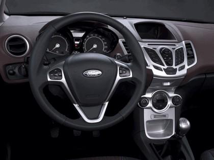 2008 Ford Fiesta 37