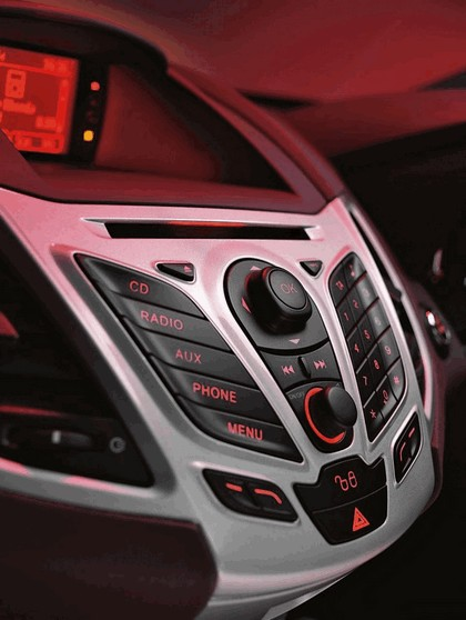 2008 Ford Fiesta 39