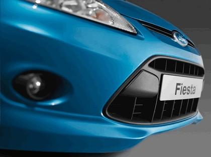 2008 Ford Fiesta 43