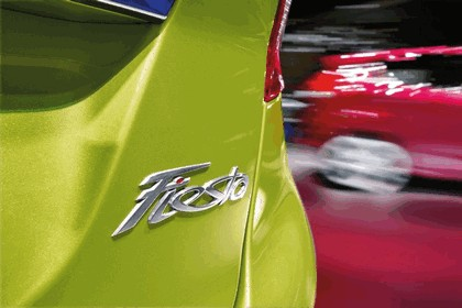 2008 Ford Fiesta 44
