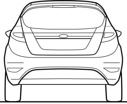 2008 Ford Fiesta 48