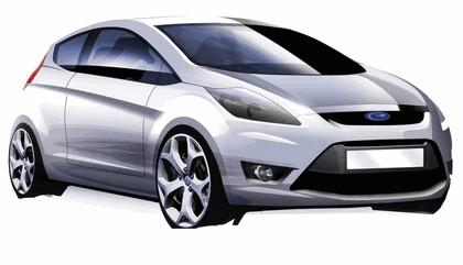 2008 Ford Fiesta 55