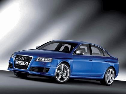 2009 Audi RS6 sedan 1