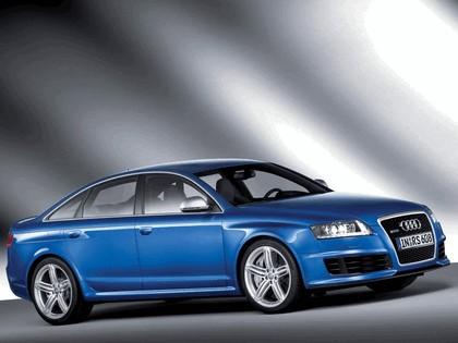 2009 Audi RS6 sedan 3