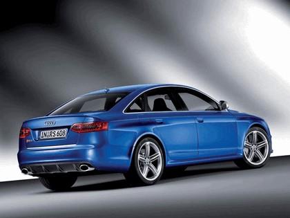 2009 Audi RS6 sedan 5