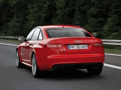 2009 Audi RS6 sedan 11