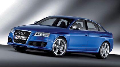 2009 Audi RS6 sedan 6