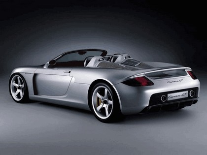 2000 Porsche Carrera GT 2