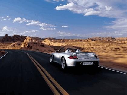 2000 Porsche Carrera GT 8