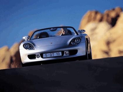 2000 Porsche Carrera GT 9
