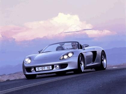 2000 Porsche Carrera GT 11