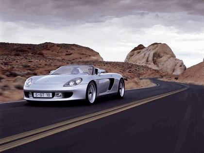2000 Porsche Carrera GT 13
