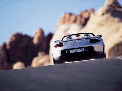 2000 Porsche Carrera GT 14