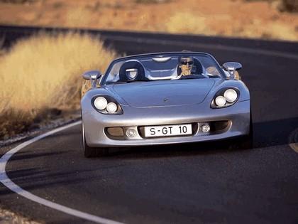 2000 Porsche Carrera GT 15