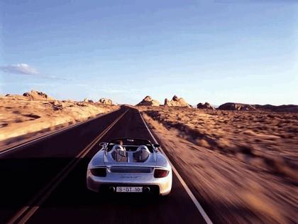 2000 Porsche Carrera GT 16