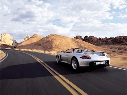 2000 Porsche Carrera GT 20