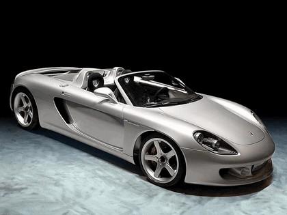 2000 Porsche Carrera GT 22