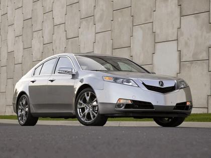 2009 Acura TL 8