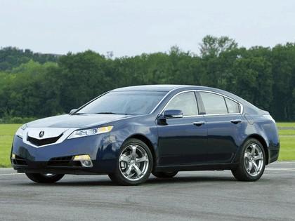2009 Acura TL 22
