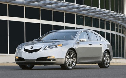 2009 Acura TL 41