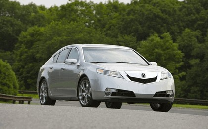 2009 Acura TL 71