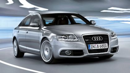 2009 Audi A6 4
